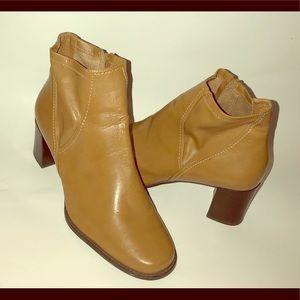Franco Sarto ankle booties